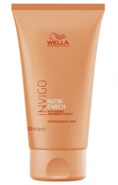 Wella Invigo Nutri-Enrich Горячая экспресс-маска 150мл