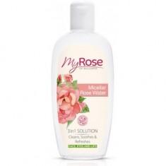 My Rose of Bulgaria Мицеллярная розовая вода 220 мл Rose of Bugaria