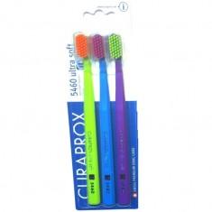 Курапрокс набор ультрамягких зубных щеток ULTRA SOFT №3 Curaprox