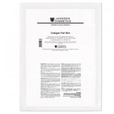 Янссен/Janssen Коллаген осветляющий (белый лист) 1лист J8104.917