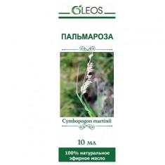 Масло Пальмароза эфирное 10 мл Олеос Oleos