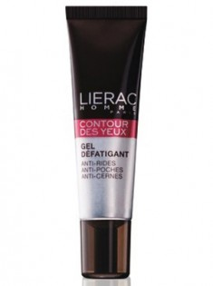 Лиерак (Lierac) Ом Гель для контура глаз для мужской кожи Диоптиом 15 мл