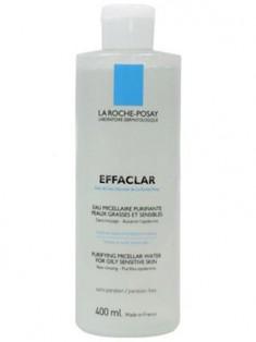 Ля-Рош Позе (La Roche-Posay) Эфаклар Ультра мицеллярная вода для жирной кожи 400 мл