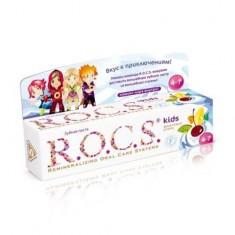 Рокс/Rocs Зубная паста для детей Фруктовый рожок 45 г