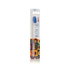 Рокс/Rocs Зубная щетка Класссическая средняя