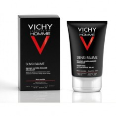Vichy (Виши) ОМ СЕНСИ-Бальзам  после бритья  75мл