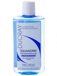 Дюкрэ (Ducray) Squanorm Лосьон от перхоти с цинком 200 мл