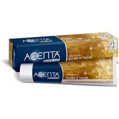 Асепта плюс зубная паста Кофе и табак 75мл N1