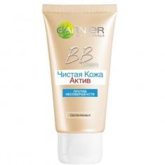 Garnier (Гарньер) BB крем Чистая кожа Актив для жирной кожи светло-бежевый, 50мл