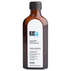 KIS ORGANIC ArganOil PowerSerum Кератиновый масляный эликсир для сухих и поврежденных волос 100 мл
