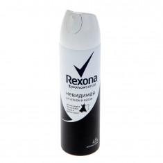 Rexona Антиперспирант аэрозоль женский Невидимый на черном и белом 150мл