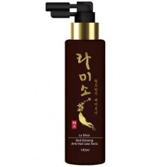La Miso Тоник против выпадения волос с экстрактом красного женьшеня 145мл