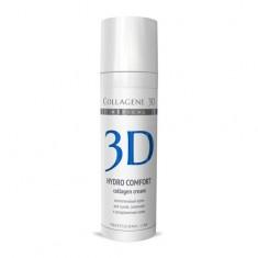 Коллаген 3Д AQUA BALANCE Крем для лица с гиалуроновой килотой, восстановление тургора и эластичности кожи 150 мл Collagene 3D