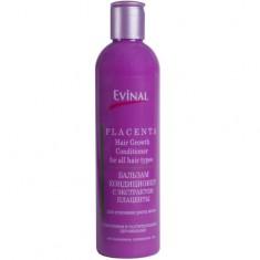 Эвиналь бальзам-кондиционер с экстрактом плаценты для усиления роста волос 300мл Evinal