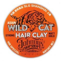 JOHNNY'S CHOP SHOP Глина для устойчивой фиксации волос 70г
