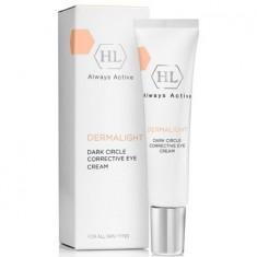 Holy Land Dermalight Dark Circle Corrective Eye Cream корректирующий крем 15мл