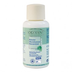 Травяной ополаскиватель-концентрат для полости рта, 50 мл (Logona)