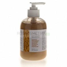 Питательный шампунь с касторовым маслом и экстрактом морских водорослей, 330 мл (Велиния)