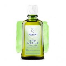 Березовое антицеллюлитное масло, 200 мл (Weleda)