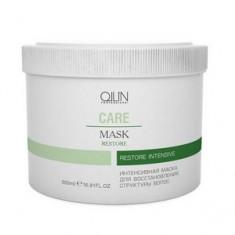Интенсивная маска для восстановления структуры волос, 500 мл (Ollin Professional)