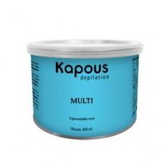 Жирорастворимый воск с тальком в банке, 400 мл (Kapous Professional)