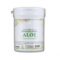 Маска альгинатная успокаивающая с экстрактом алоэ, банка, 240 г (700 мл) (Anskin)