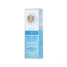Крем защитный для смены подгузников, 75 мл (Klorane)