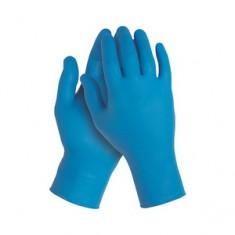 Перчатки нитриловые, фиолетовые, 200 шт., S (Чистовье) ЧИСТОВЬЕ