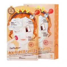 Трехшаговая увлажняющая маска для лица, 1 шт. (Elizavecca)