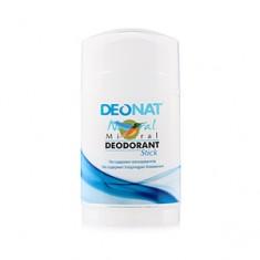 Дезодорант кристалл плоский, 100 г (DeoNat)