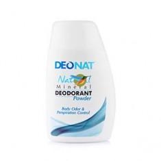 Порошок аммонийный для тела, 50 г (DeoNat)