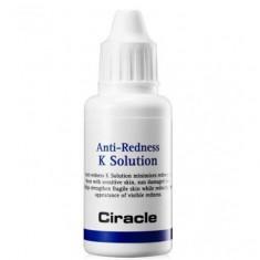 тонер против покраснений с витамином к ciracle anti-redness k solution