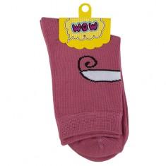 Носки женские SOCKS Kitty pink р-р единый