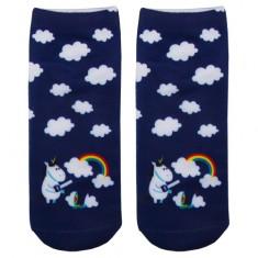 Носки женские SOCKS Unicorn clouds р-р единый