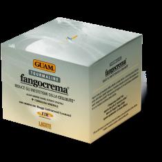 GUAM Крем антицеллюлитный разогревающий с микрокристаллами Турмалина / TOURMALINE 300 мл