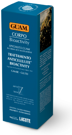 GUAM Крем антицеллюлитный биоактивный для тела / CORPO 200 мл