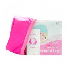 термошапка для сушки и ламинирования волос union hair treatment cap