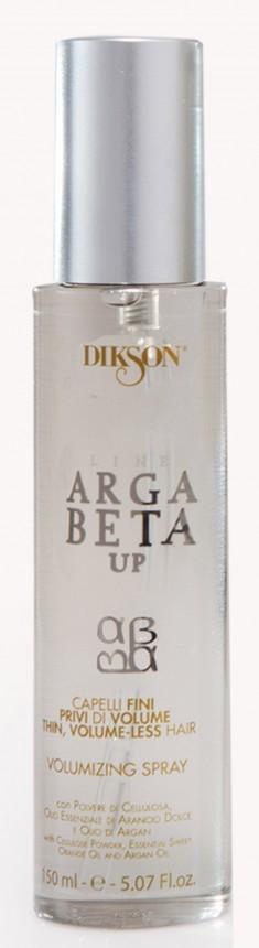 DIKSON Спрей для объема для тонких волос / ARGABETA UP Capelli Di Volume 150 мл