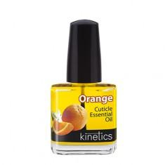 Kinetics, Мини-масло для ногтей и кутикулы Orange, 5 мл