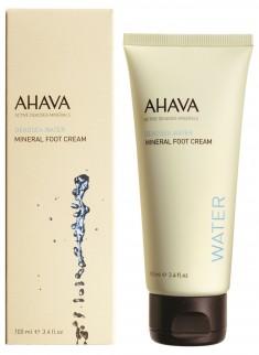 AHAVA Крем минеральный для ног / Deadsea Water 100 мл