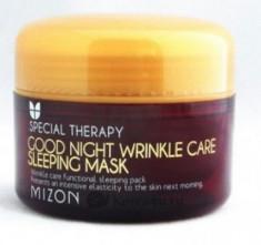 Маска ночная против морщин MIZON Good Night Wrinkle Care Sleeping Mask 75мл