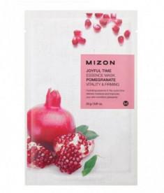 Тканевая маска с гранатом MIZON Joyful Time Essence Mask Pomegranate