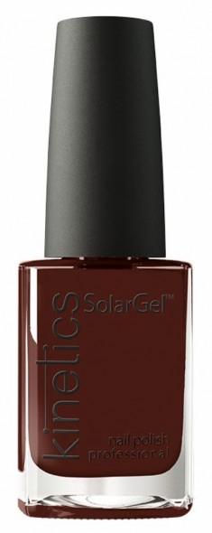 KINETICS 410 лак профессиональный для ногтей / SolarGel Polish Fragile 15 мл