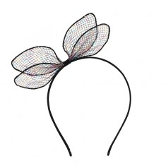 Ободок LADY PINK BEWITCHED bow