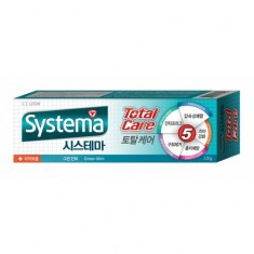 Лион зубная паста Systema комплексный уход Мята 120 г LION