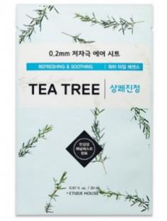 Маска c экстрактом чайного дерева ETUDE HOUSE 0.2 Therapy Air Mask Tea Tree