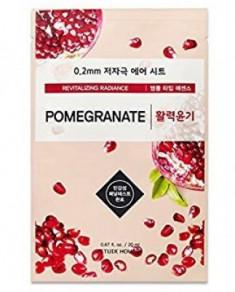 Маска с экстрактом граната ETUDE HOUSE 0.2 Therapy Air Mask Pomegranate 20мл