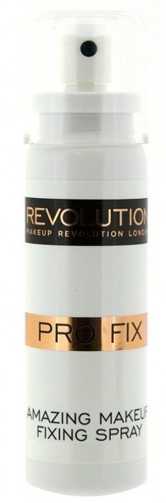 MAKEUP REVOLUTION Спрей для фиксации макияжа / RO FIX MAKEUP FIXING SPRAY 100 мл