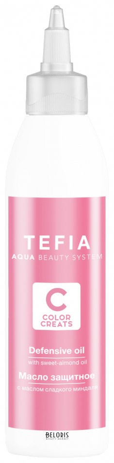 Масло для волос Tefia