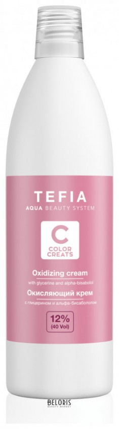 Окислитель для волос Tefia